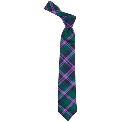 100% Cooper Clan Tie- Made in Scotland Brand New