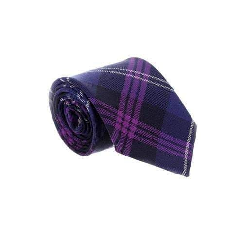 100% Heritage Of Scotland Clan Tie- Made in Scotland Brand New
