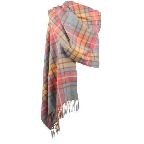 EDINBURGH LAMBSWOOL STOLE BUCHANAN ANCIENT