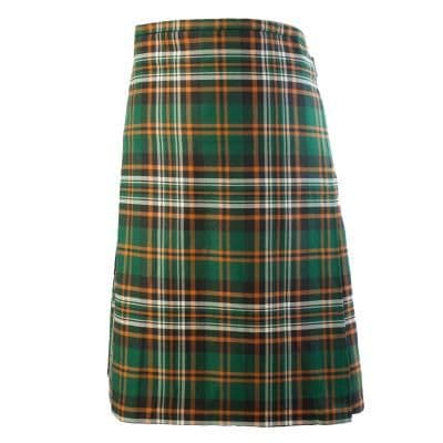 Gents 8 Yard Deluxe Kilt Heritage of Ireland