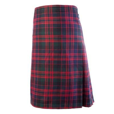 Gents 8 Yard Deluxe Kilt Macdonald