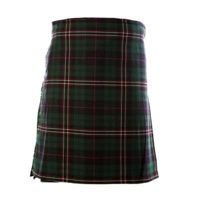Gents 8 Yard Deluxe Kilt Scottish National