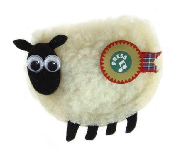 """Musical Baa Magnet - Plays """"Scotland the Brave"""" MG1090"""