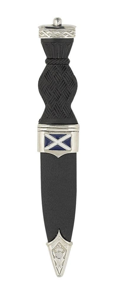 Saltire 3 Piece Gift Set With Plain Top. SK75