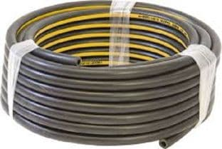 Connect 30901 Rubber Black & Yellow Air Hose 8.0mm x 15m