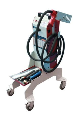 Power-Tec 92452 Nitrogen Plastic Welder with Generator