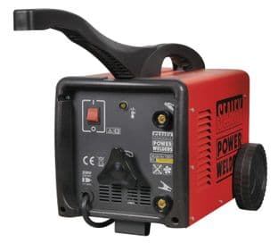 Sealey 180XT Arc Welder 180A with Accessory Kit