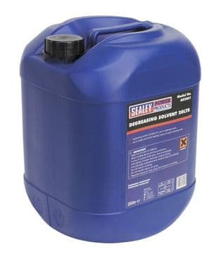Sealey AK2001 Degreasing Solvent 20L