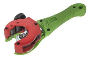 Sealey AK5065 Ratcheting Pipe Cutter 2-in-1 Ø6-28mm