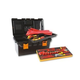 Beta 2115PL-MQ32 Assortment of 32 Insulated Tools For Hybrid Cars