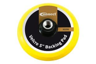 "Connect 32291 Velcro 5"" Backing Pad Pack 1"