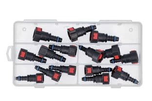 Connect 34227 Assorted AdBlue® Straight Quick Connectors 15pc