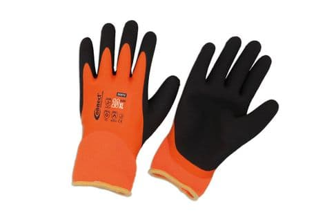 Connect 35372 Thermal Mechanics Gloves - Ex / Large Pack 1 Pair