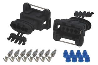 Connect 37586 Electrical Ignition Coil Connector To Suit Peugeot - 18 Piece