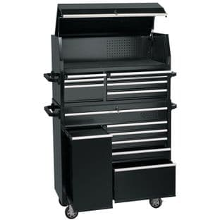 """Draper DR11505 42"""" Combined Roller Cabinet & Tool Chest With 13 Drawers"""