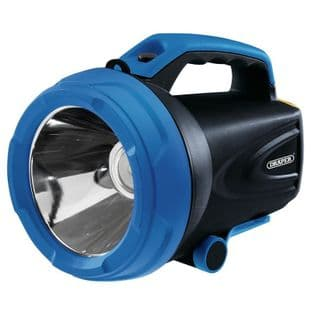 Draper DR90092 20w CREE Rechargeable Hand Torch/Spotlight