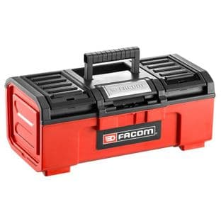 "Facom BP.C24PB 24"" Large Portable Polypropylene Model Tool Box"