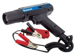 Gunson 77133 Timing Light with Advance Feature - French