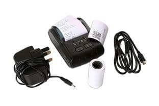 Laser 6804 Thermal Printer for Battery Testers