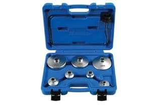 Laser 6932 8 Piece Oil Filter Wrench Set