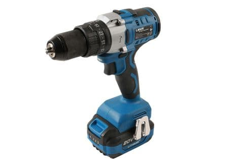 Laser 8011 Cordless Dual Speed Impact Drill 20V - w/o battery