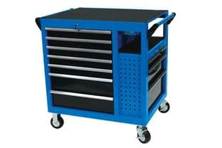 Laser 8208 Roller Cabinet With 10 Drawers