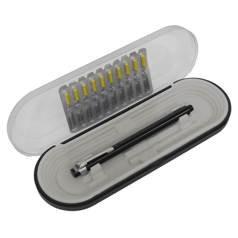Sealey MK78 Paint Dirt Removal Pen with Needle Set