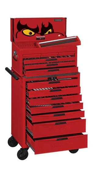 Teng TCEMM249N Roller Cab With 294 Piece EVA Tool Kit