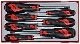 Teng TT917TXN 7 Piece TX & TPX Screwdrivers Set