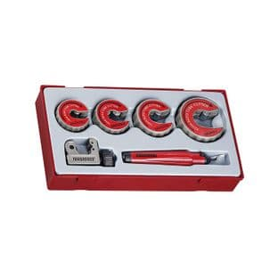 Teng TTTC06 6 Piece Pipe Cutting Set