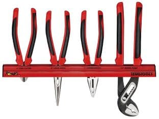 Teng WRMB04 4 Piece Plier Wall Rack Set