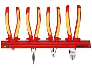 Teng WRMBV04 4 Piece - Insulated Plier Wall Rack