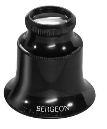 Loupe Bergeon 1458 grossissement X15 1458A-X15