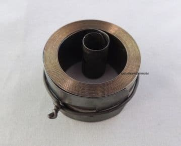Ressort barillet: pendule de paris 22 x 0.40 mm x ø 47 mainspring clock