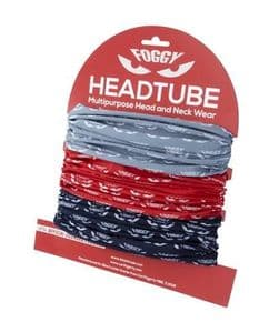 Carl Fogarty Neck Tube Trio Pack   Official Licensed Product