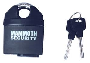 Mammoth Security - Motorcycle Shackle Lock