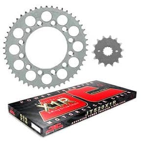 Steel Sprockets and JT X1R X-Ring Chain - Yamaha MT-09 (2013 onwards)