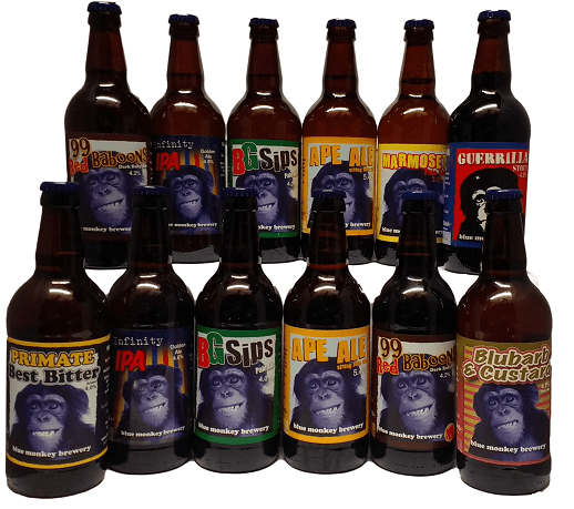 Blue Monkey Selection Pack