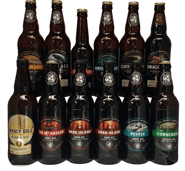 Orkney Brewery Selection