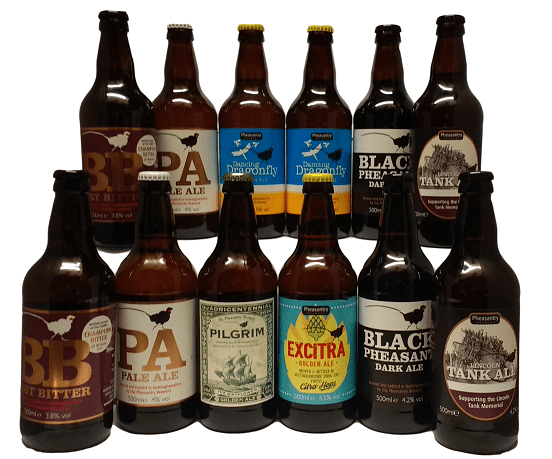 Pheasantry Brewery Selection Box