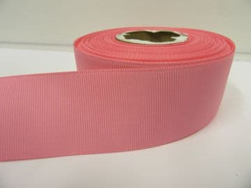 Barbie bright Pink Grosgrain ribbon Ribbed Double sided, 3mm, 6mm 10mm 16mm 22mm 38mm 50mm
