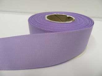 Dark Lilac Grosgrain ribbon Ribbed Double sided, 3mm, 6mm 10mm 16mm 22mm 38mm 50mm