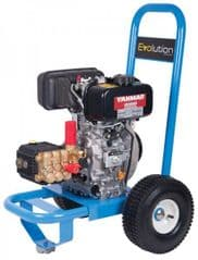 Evolution 1 12125 Diesel Pressure Washer E1T12125DYR