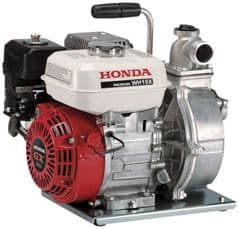 Honda WH15 Water Pump with Carry Handle WH15