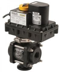 Banjo Electric 3 Way Directional Valve 9901-EV100BL