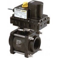 Banjo Electric Regulating Ball Valves