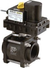 Banjo Electric Regulating Valve 9901-EVR150