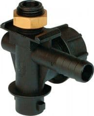 Dry Boom Nozzle Holder with Valve 8235031