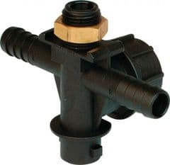 Dry Boom Nozzle Holder with Valve 8235033