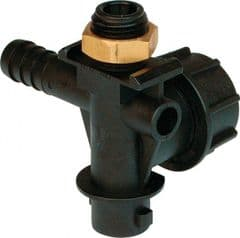 Dry Boom Nozzle Holder with Valve 8235035